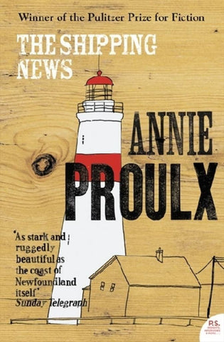 The Shipping News  by Annie Proulx (Adapted by) - 9781857022421