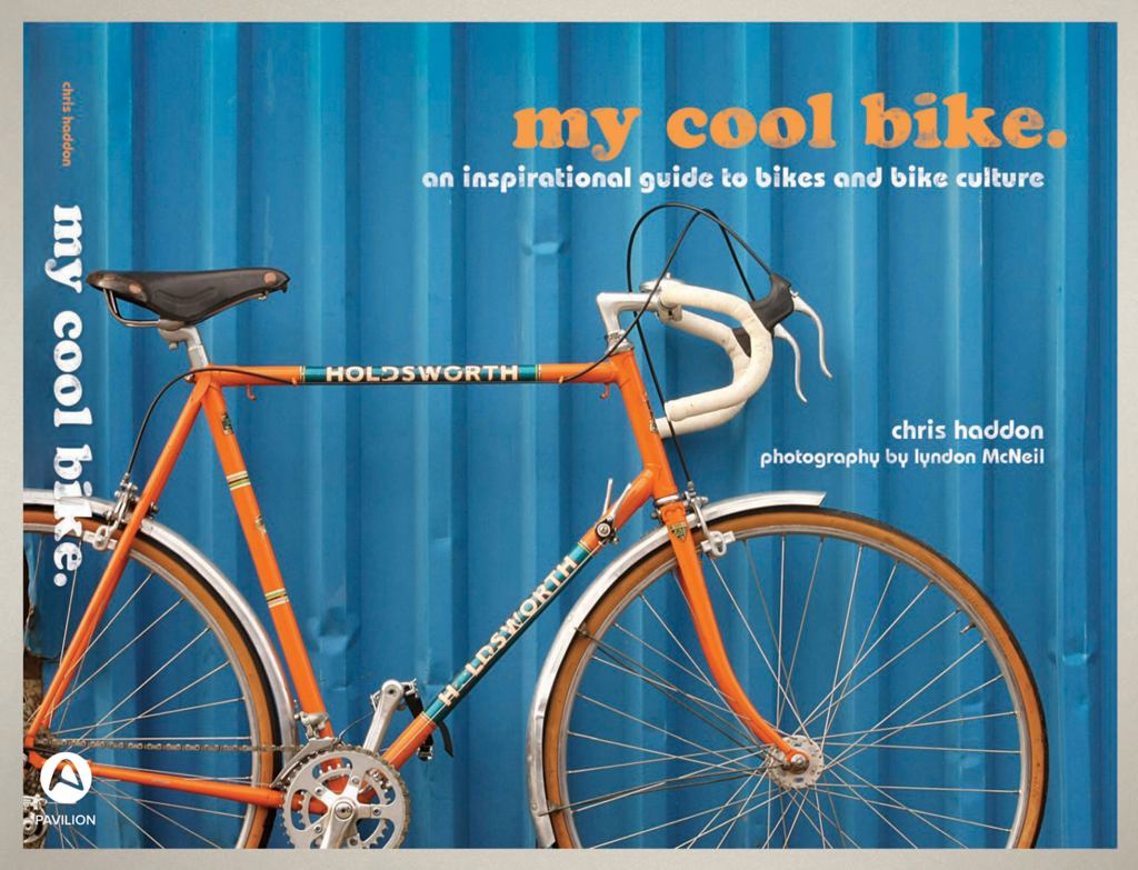 My Cool Bike  by Chris Haddon - 9781862059610