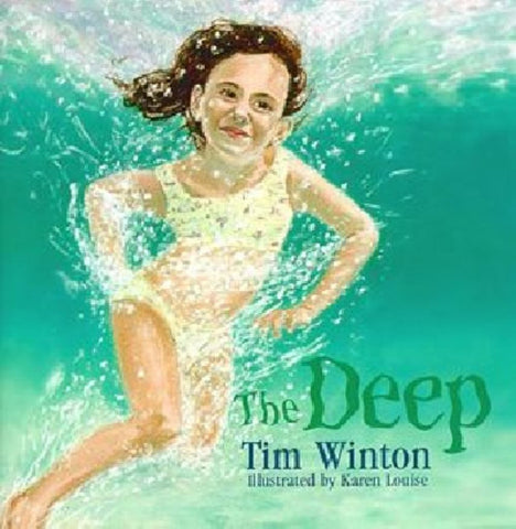 The Deep  by Tim Winton - 9781863682107