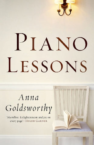 Piano Lessons  by Anna Goldsworthy - 9781863955355