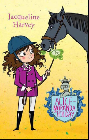 Alice-Miranda on Holiday  by Jacqueline Harvey - 9781864719840