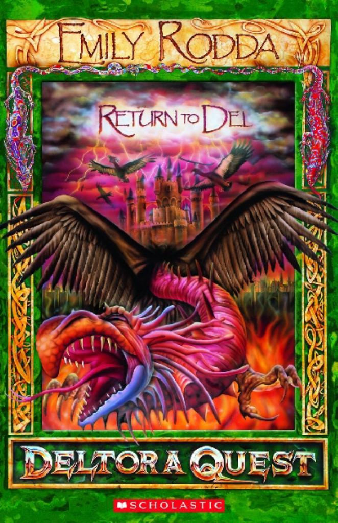 Return to Del  by Emily Rodda - 9781865044163