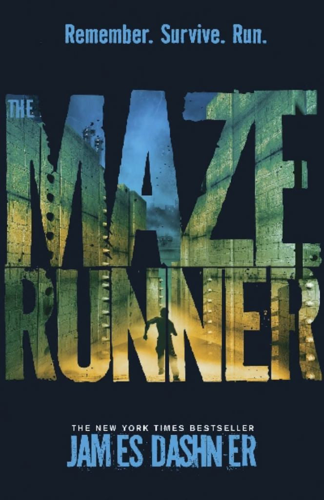 The Maze Runner  by James Dashner - 9781908435132