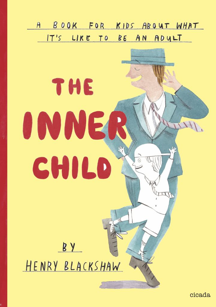 Inner Child  by Henry Blackshaw - 9781908714688
