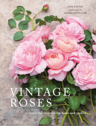 Vintage Roses  by Jane Eastoe - 9781910496909