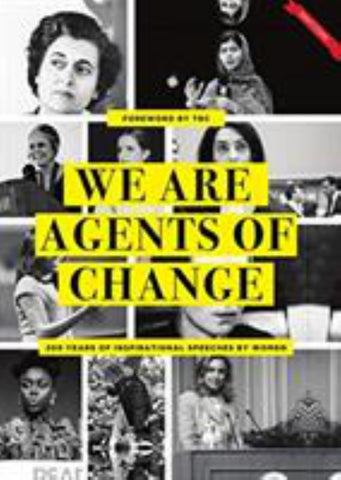 Agents of Change  by Modern Books - 9781911130734