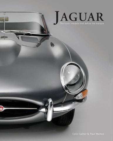 Jaguar - The Cars That Made the Marque