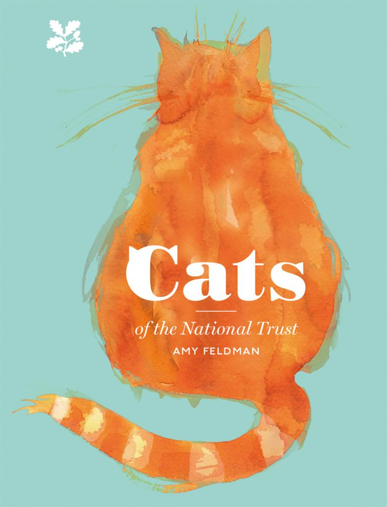 Cats of the National Trust  by Amy Feldman - 9781911358367