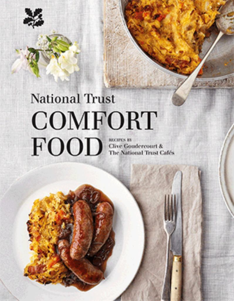 National Trust Comfort Food  by National National Trust - 9781911358541