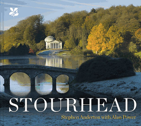 Stourhead  by Stephen Anderton - 9781911358596