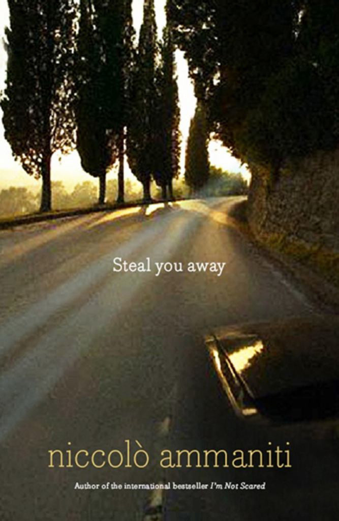 Steal You Away  by Niccolò Ammaniti - 9781921145827