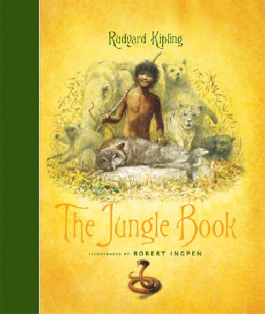 The Jungle Book  by John Rowe (Editor) - 9781921150029