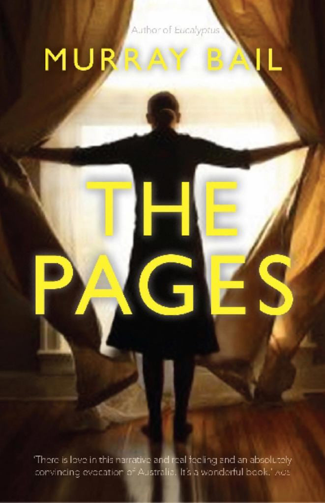 The Pages  by Murray Bail - 9781921520457