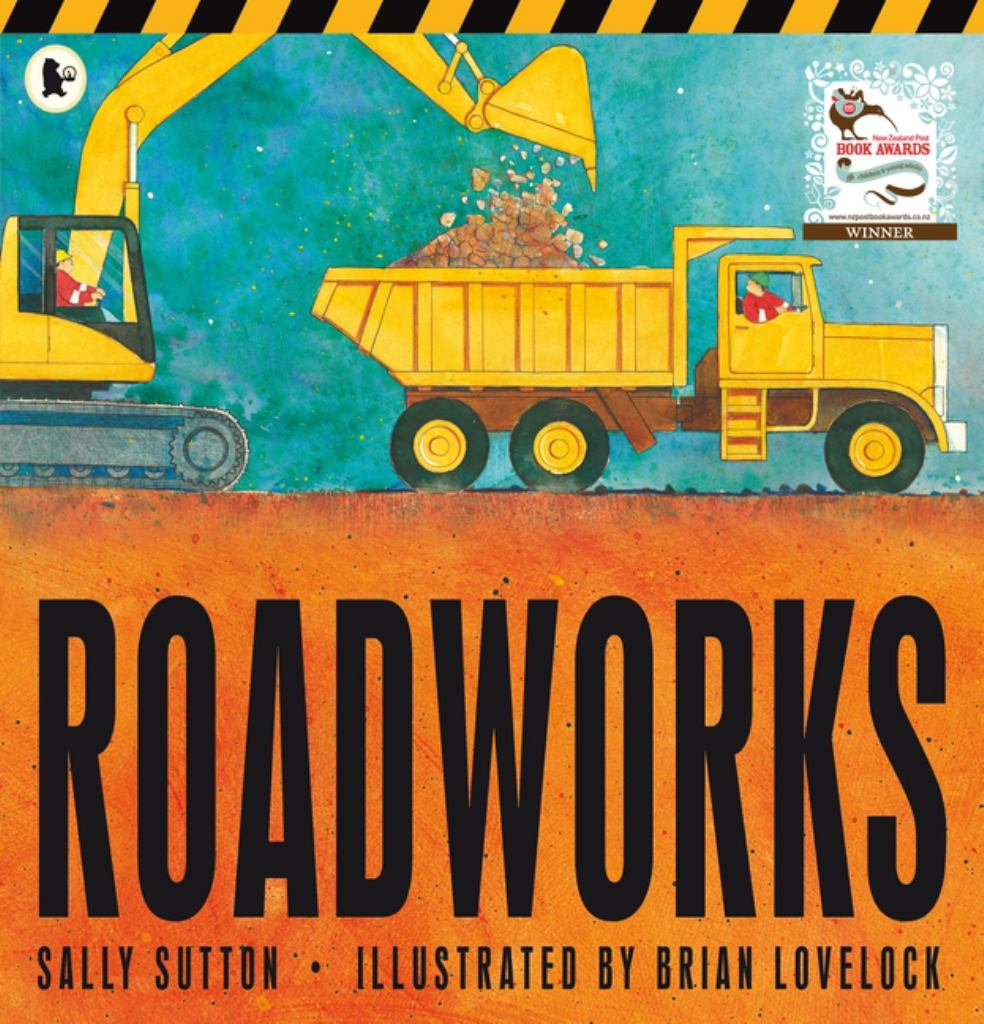 Roadworks  by Sally Sutton - 9781921529535