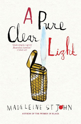 A Pure Clear Light  by Madeleine St John - 9781921656699