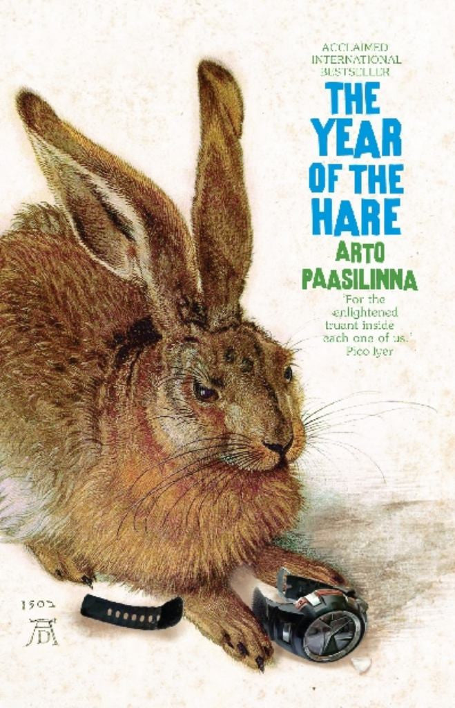 The Year of the Hare  by Arto Paasilinna - 9781921758546
