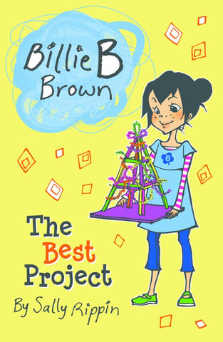 The Best Project  by Sally Rippin - 9781921848018