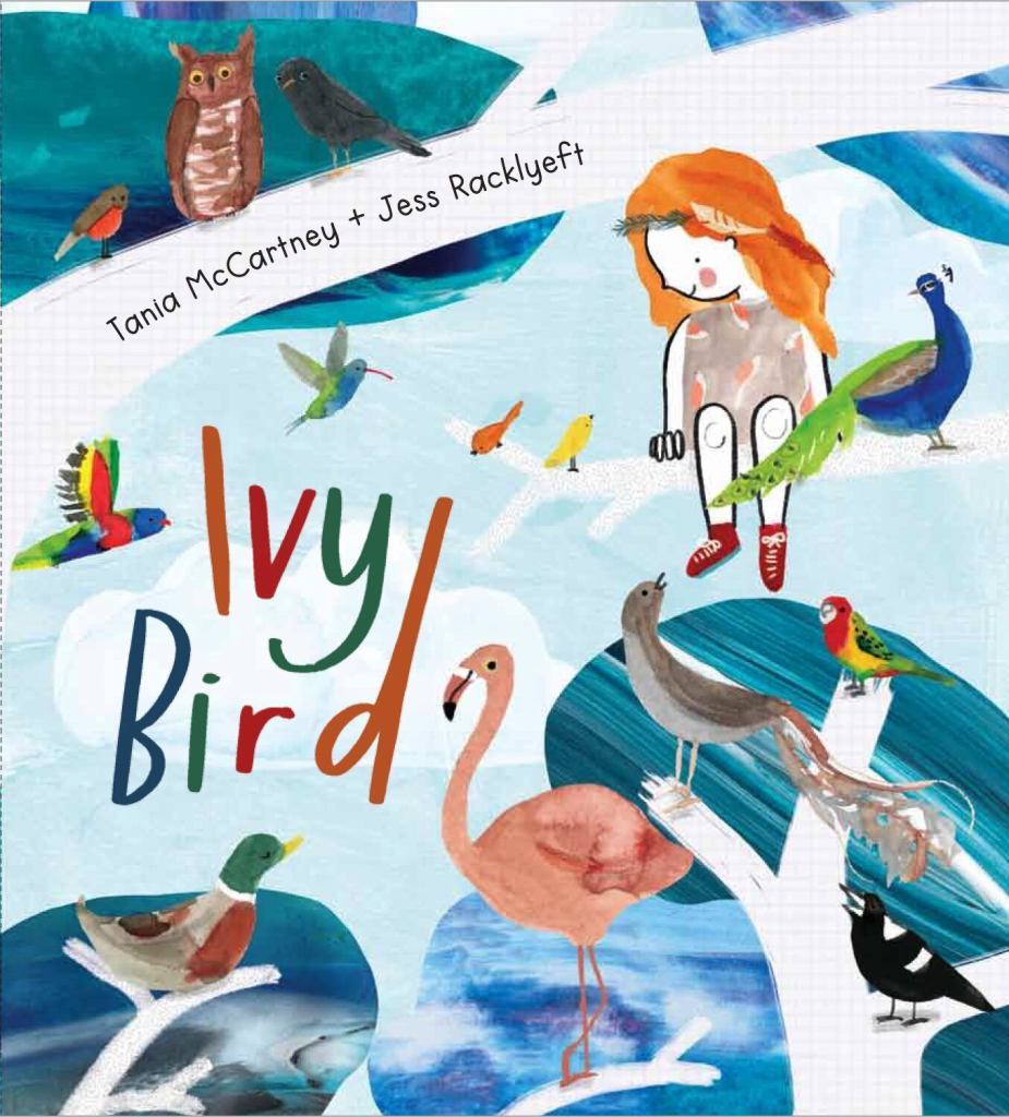 Ivy Bird  by Tania McCartney - 9781922081797