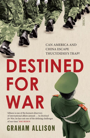 Destined for War  -