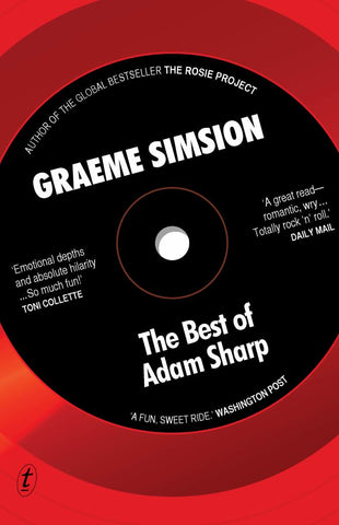 The Best of Adam Sharp  by Graeme Simsion - 9781925355376