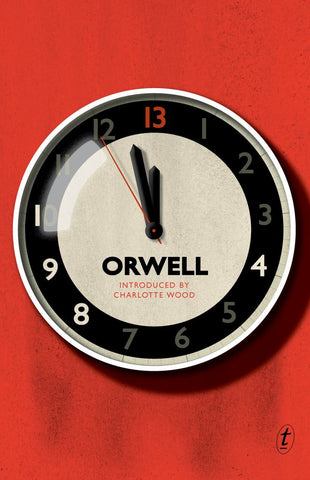 1984  by George Orwell - 9781925355765