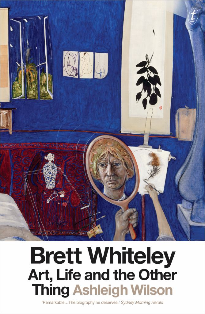 Brett Whiteley  -