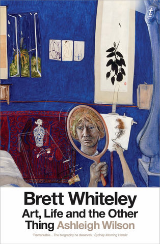 Brett Whiteley  by Ashleigh Wilson - 9781925498745
