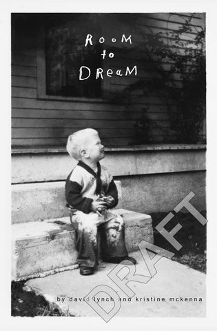 Room to Dream  by David Lynch - 9781925603255
