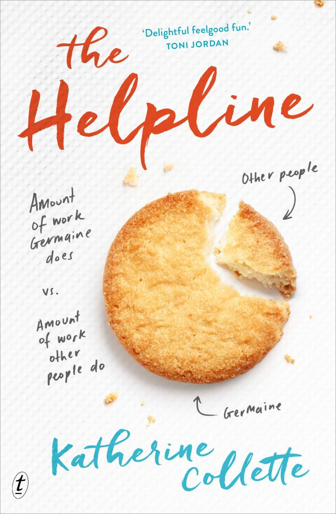 The Helpline  by Katherine Collette - 9781925603606