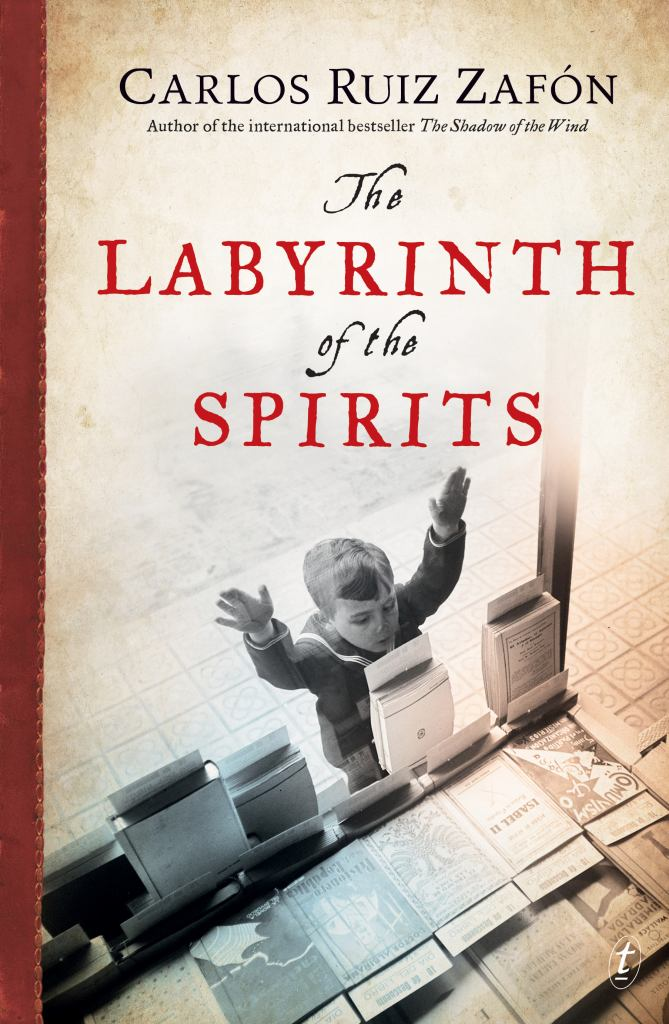 Labyrinth of the Spirits The  -
