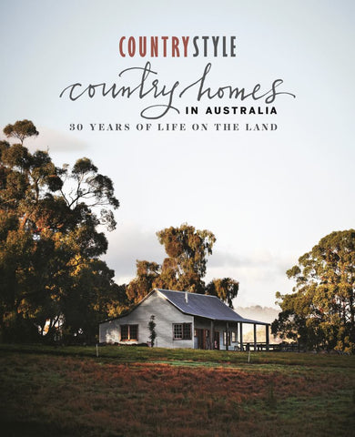 Country Homes in Australia  by Country Style - 9781925695861