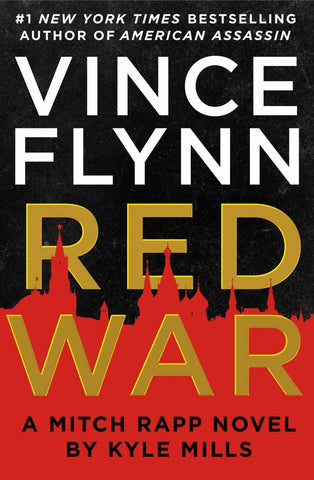 Red War  by Vince Flynn - 9781925750324
