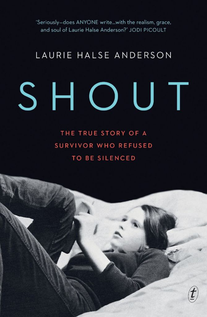 Shout  by Laurie Halse Anderson - 9781925773682
