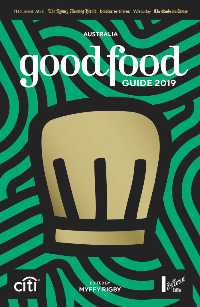 The Good Food Guide 2019  -