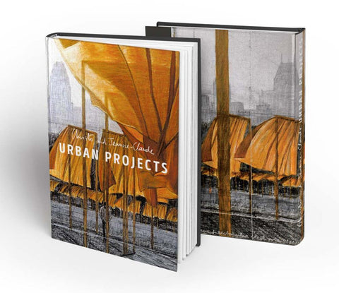 Christo and Jeanne-Claude: Urban Projects  by Christo Jeanne-Claude (Artist) - 9781942884255