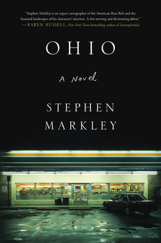 Ohio  by Stephen Markley - 9781982100094