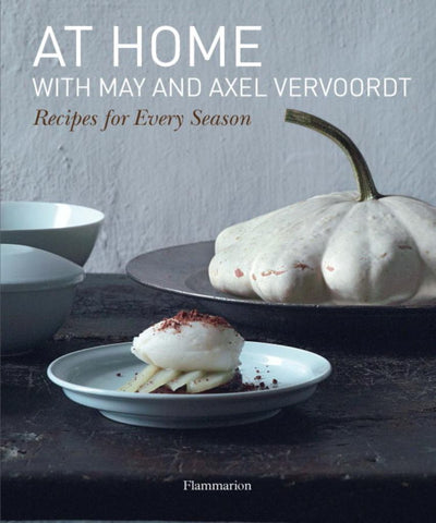 At Home with May and Axel Vervoordt  -