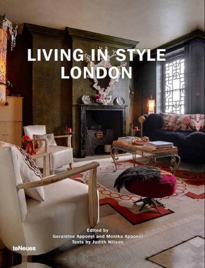 Living in Style London  by Geraldine Apponyi (Photographer) - 9783832796150