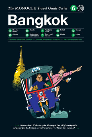 Bangkok  by Monocle - 9783899556339