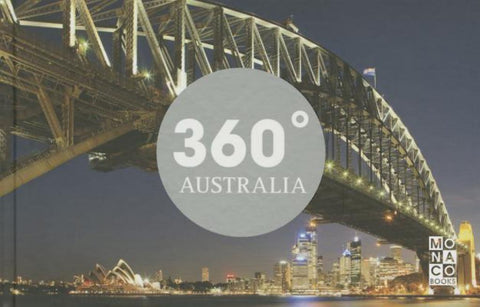 360° Australia  by Monaco Books - 9783955041410