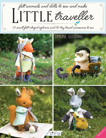 Little Traveller  by Simone Gooding - 9786059192361