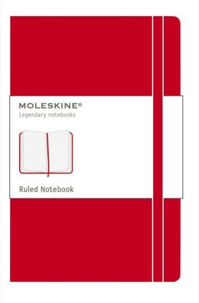 Moleskine Large Ruled Notebook  by Moleskine Staff - 9788862930048