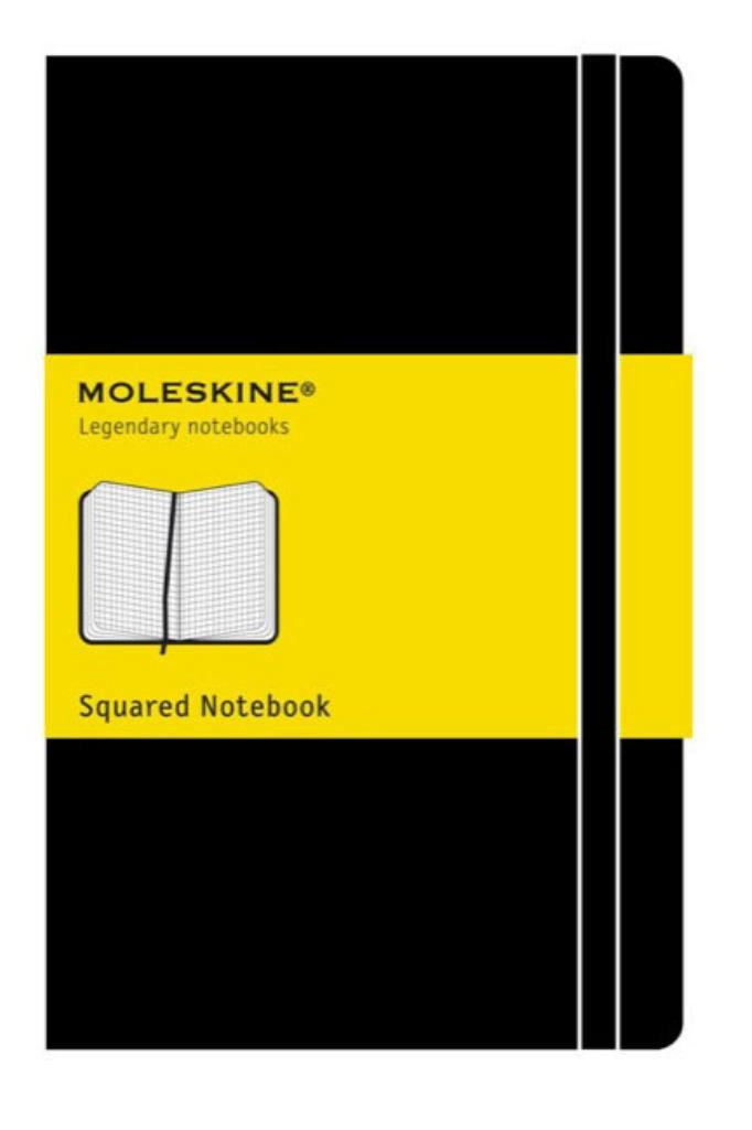 Moleskine Large Squared Notebook  by Moleskine Staff - 9788883701139