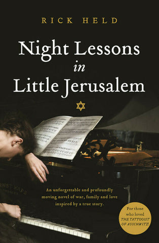 Night Lessons in Little Jerusalem  by Rick Held - 9780733641664