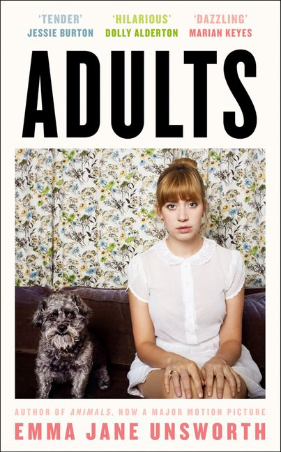 Adults  by Emma Jane Unsworth - 9780008334604