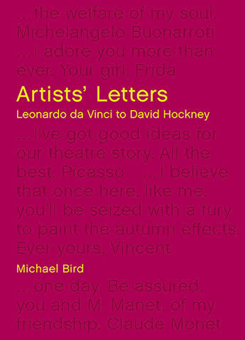 Artists' Letters  by Michael Bird - 9780711241282