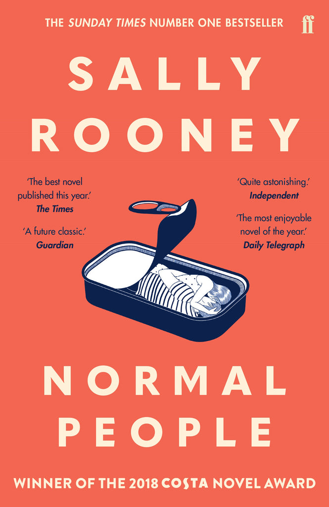 Normal People  by Sally Rooney - 9780571334650