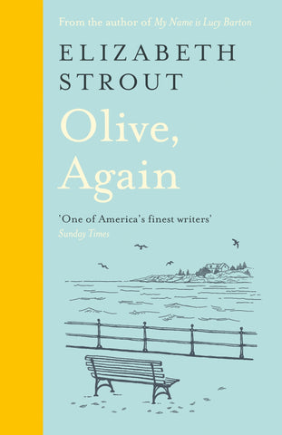 Olive, Again  by Elizabeth Strout - 9780241374597