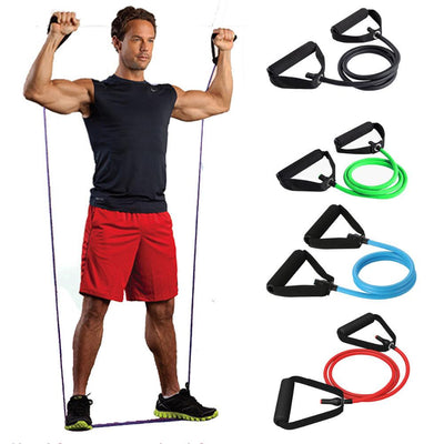 Exercise Resistance Bands - FitandSpired