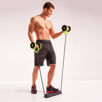 Multi purpose ab roller - FitandSpired